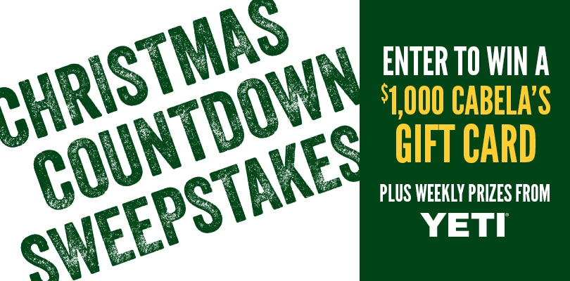 win cabelas christmas gifts