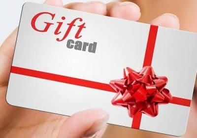 win gift card of choice