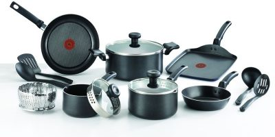 win 14 pc t fal cookware set