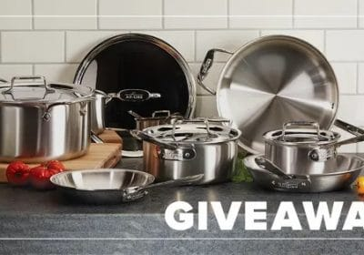 win all clad cookware set