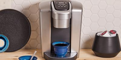 win keurig k elite coffee maker