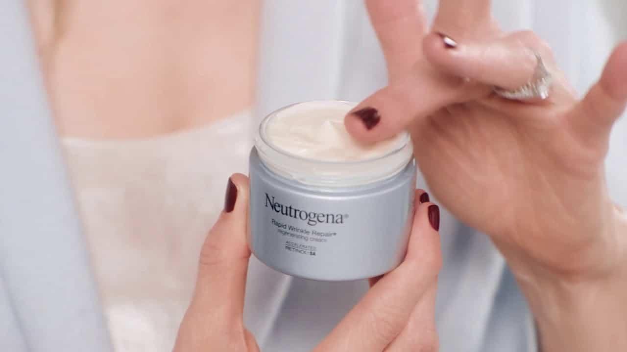 try neutrogena rapid wrinkle repair cream free