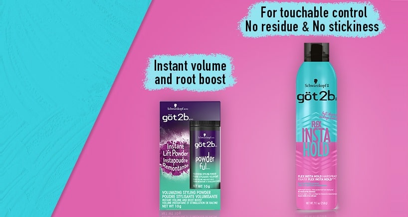 try got2b haircare products free chickadvisor