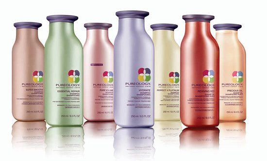 free pureology haircare products