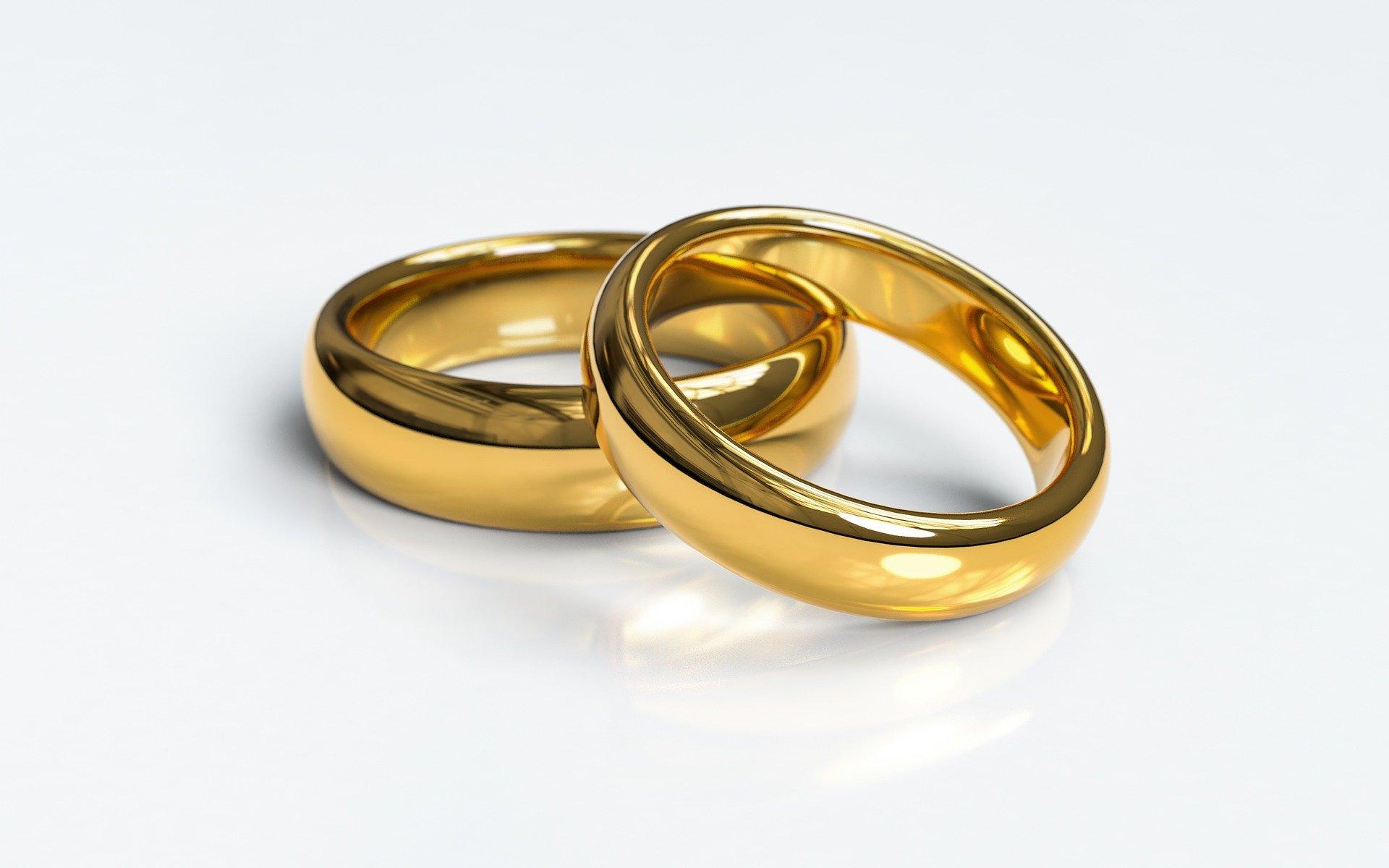 wedding rings 3611277 1920
