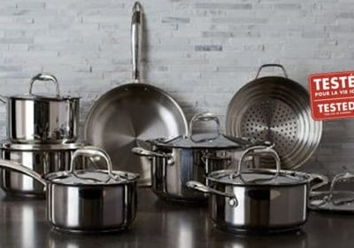 win paderno cookware set