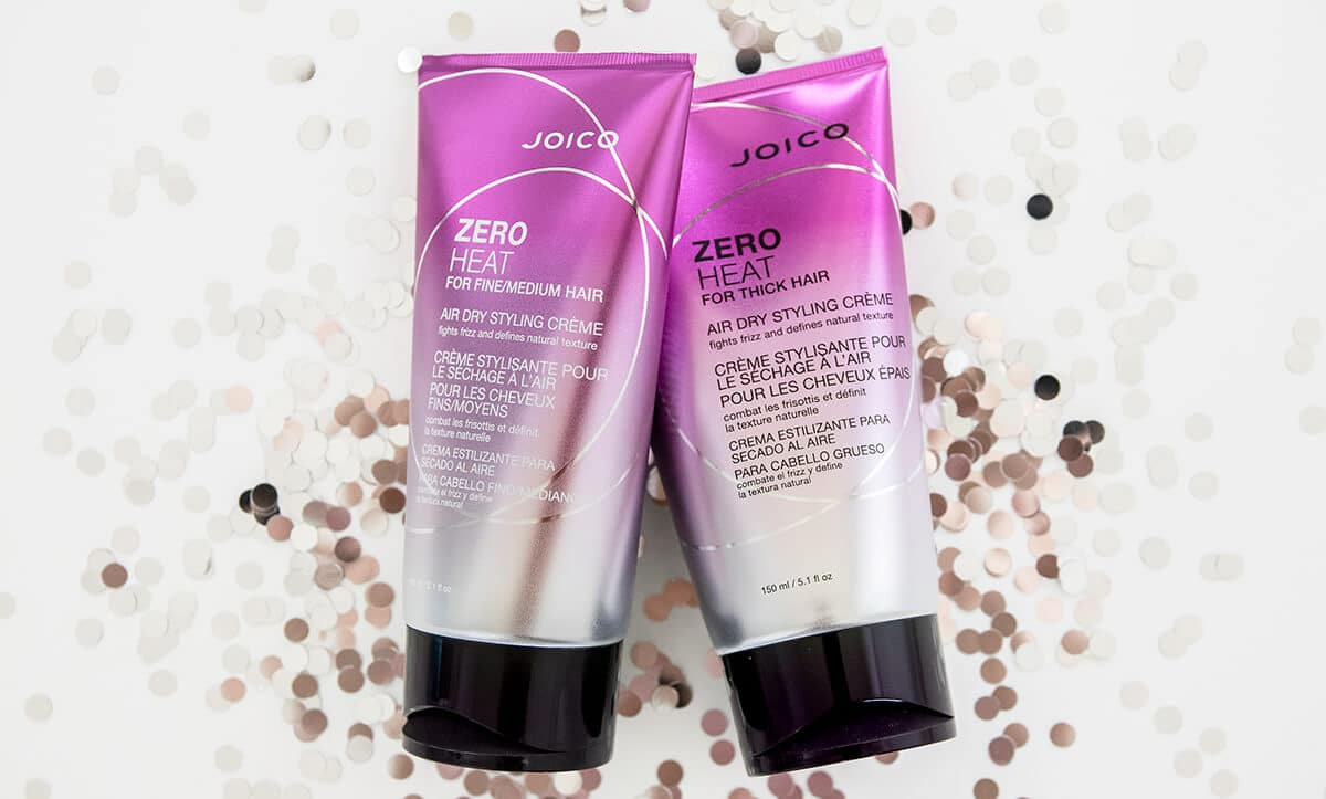 free joico zero heat creme review