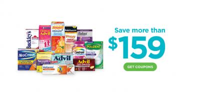 get healthy savings coupons