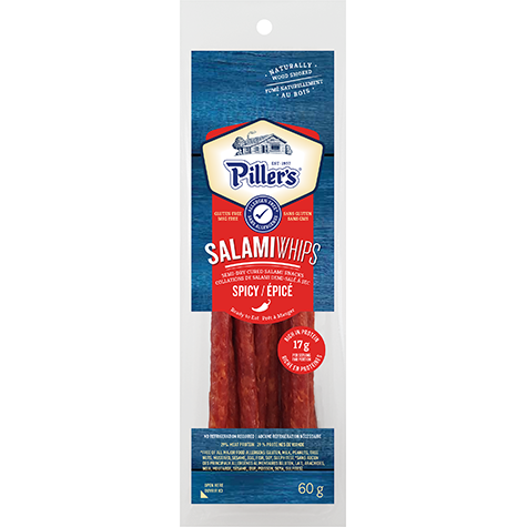 Salami Whips Spicy 60g web