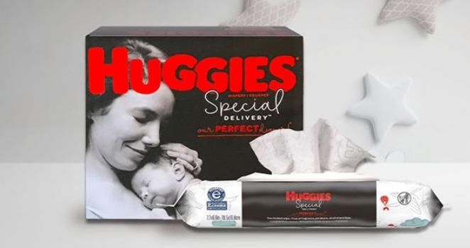 huggies echantillons
