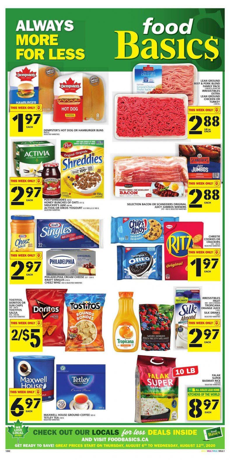 01 Food Basics Flyer August 6 August 12 2020