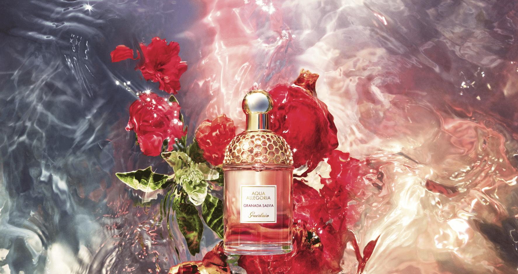 free sample guerlain granada salvia perfume