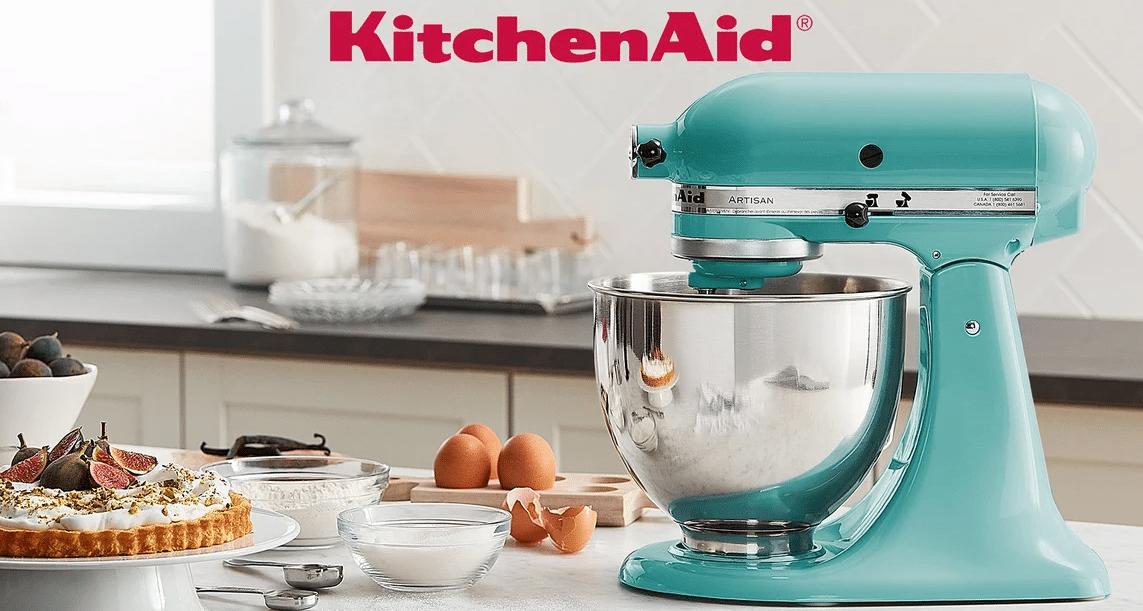 win kitchenaid stand
