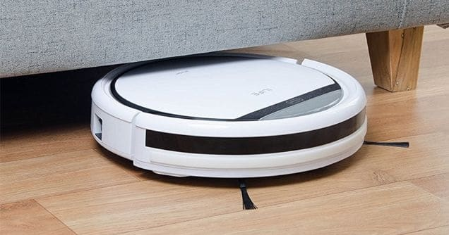 Ilife V3s Robotic Vacuum Cleaner contest