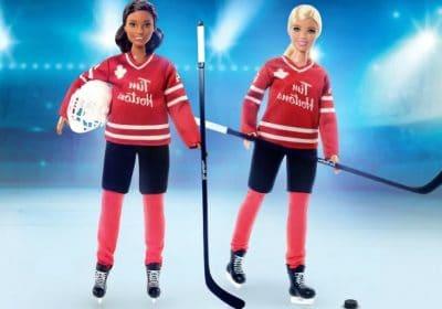 free tim hortons barbie doll