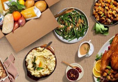hellofresh thanksgiving dinner box contest