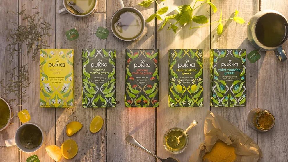 pukka tea sample pack