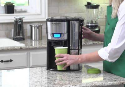 win hamilton beach brewstation coffee maker