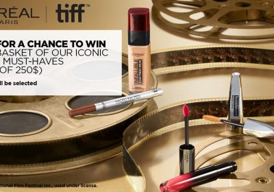 win loreal iconic pack