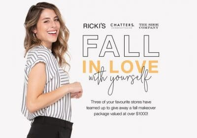 win rickis contest makeover