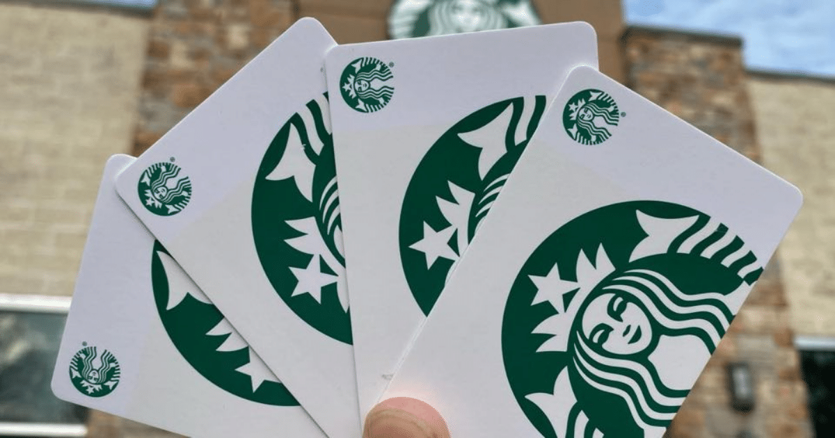 win starbucks gift cards