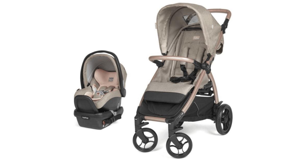 Peg Perego Infant Travel System contest