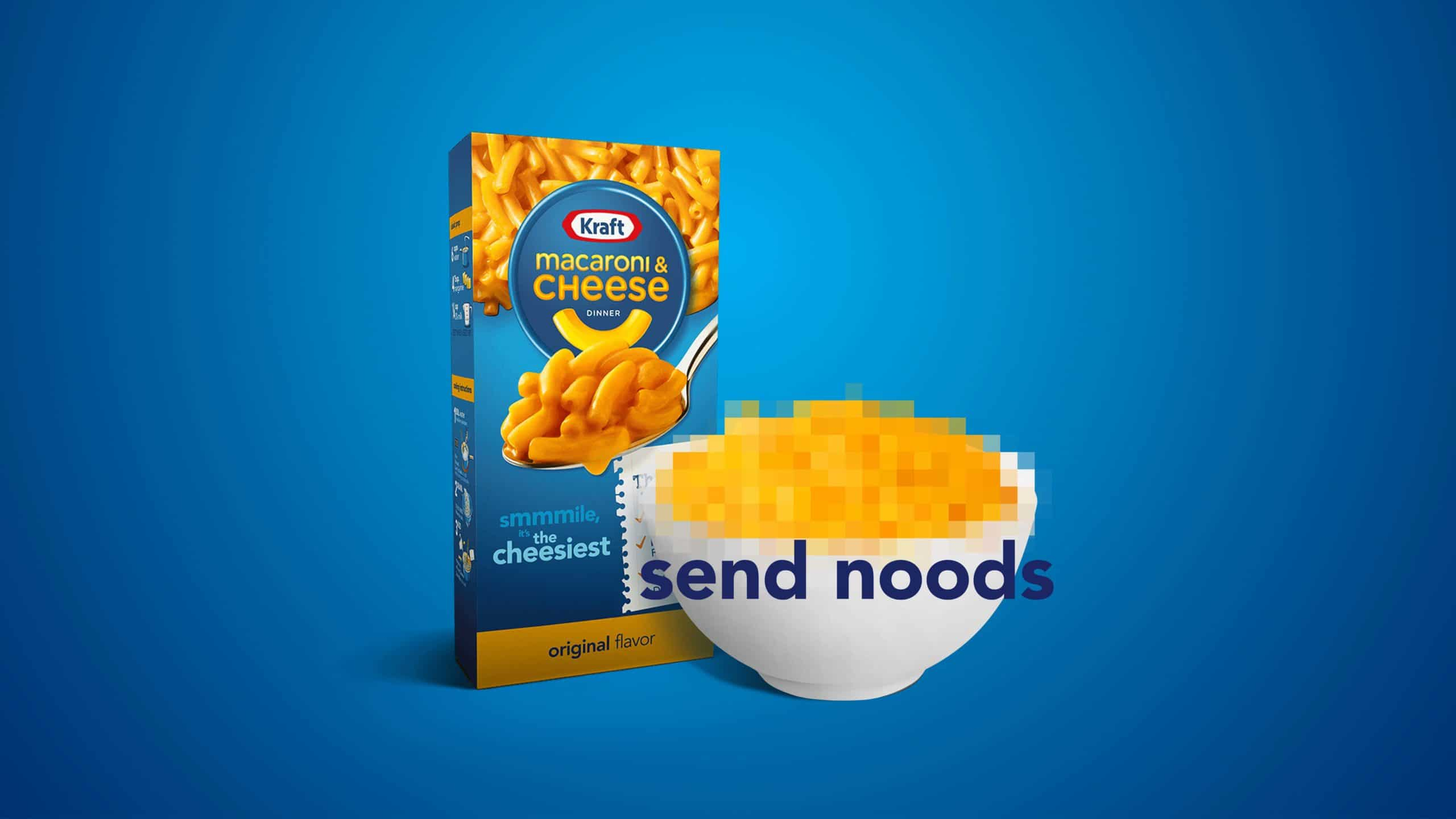 send noods freebie