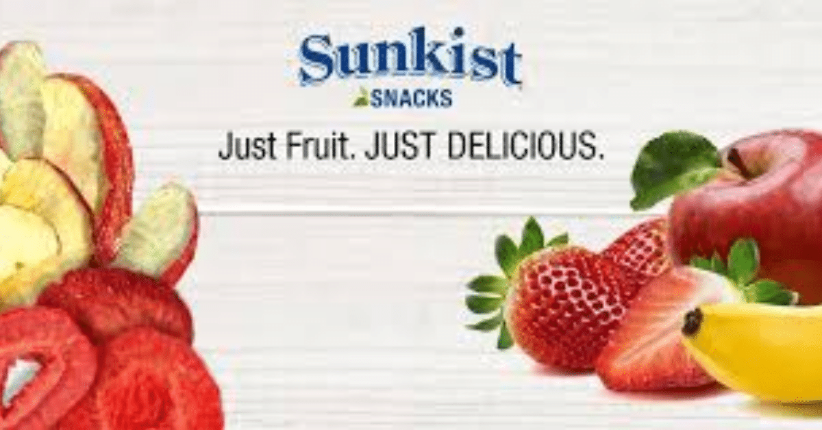 sunkist fruits snacks contest