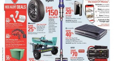 01 Canadian Tire Flyer February 26 March 4 2021