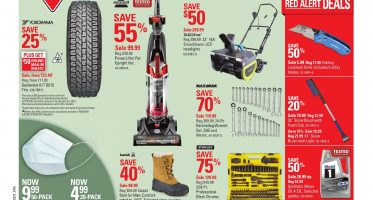 01 Canadian Tire Flyer January 22 January 28 2021