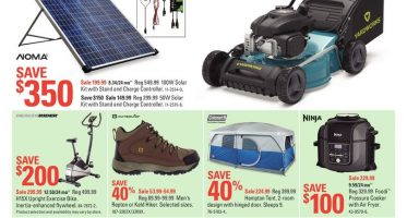 01 Canadian Tire Flyer May 14 May 20 2021