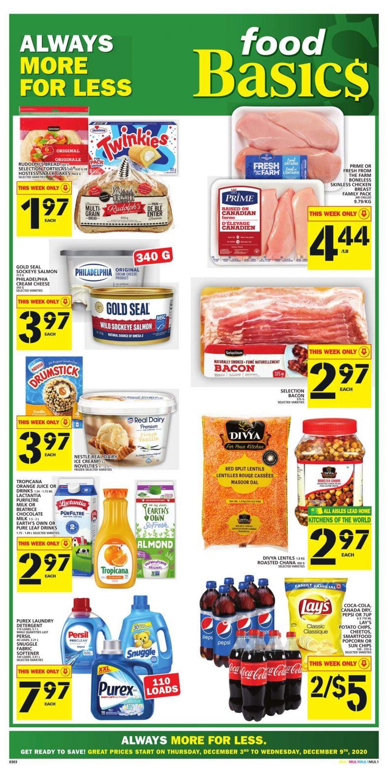 01 Food Basics Flyer December 3 December 9 2020