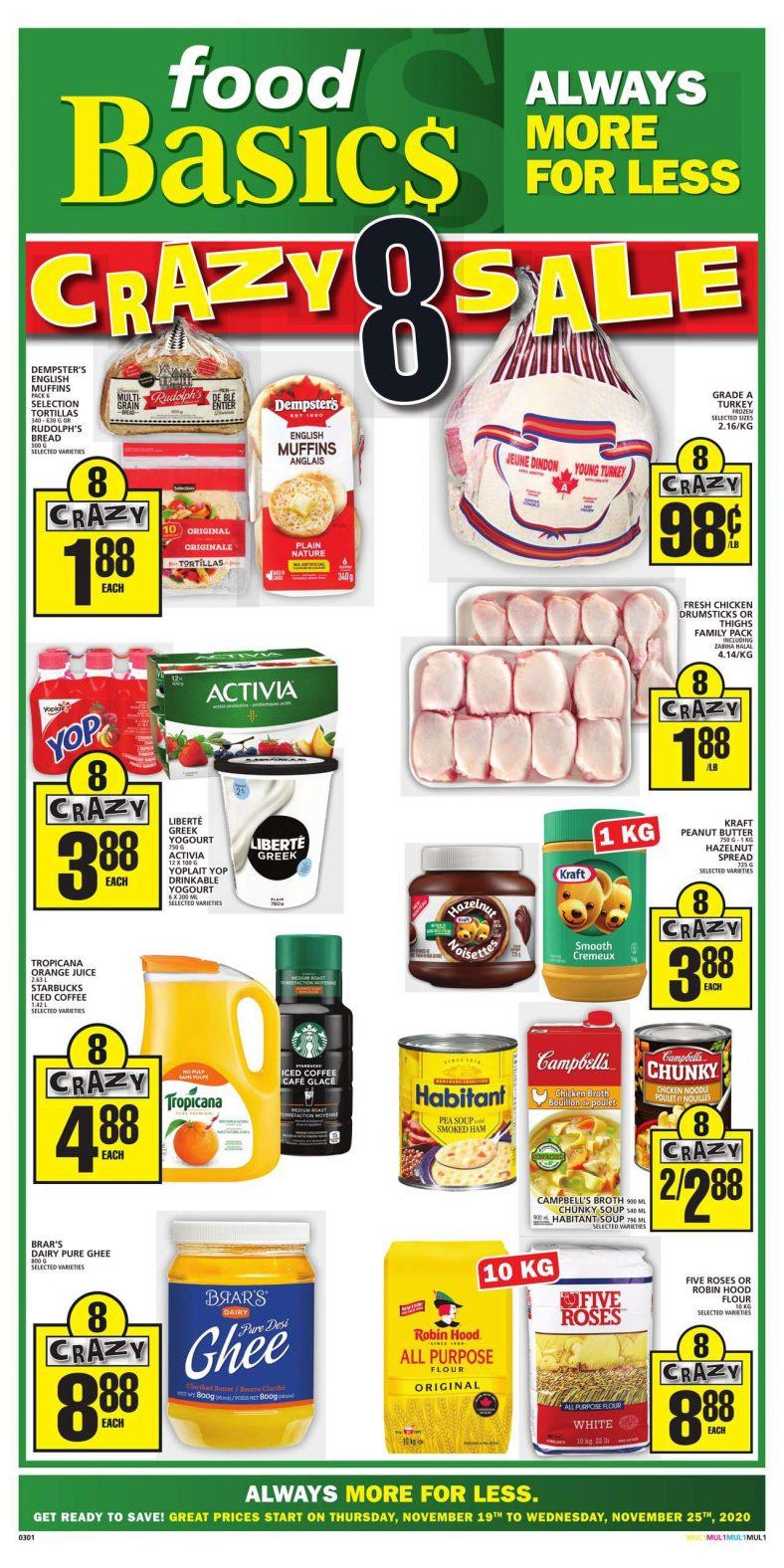 01 Food Basics Flyer November 19 November 25 2020