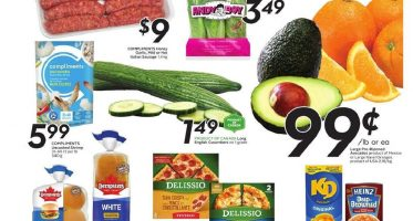 01 - Sobeys (ON) Flyer Sale January 7 - January 13, 2021