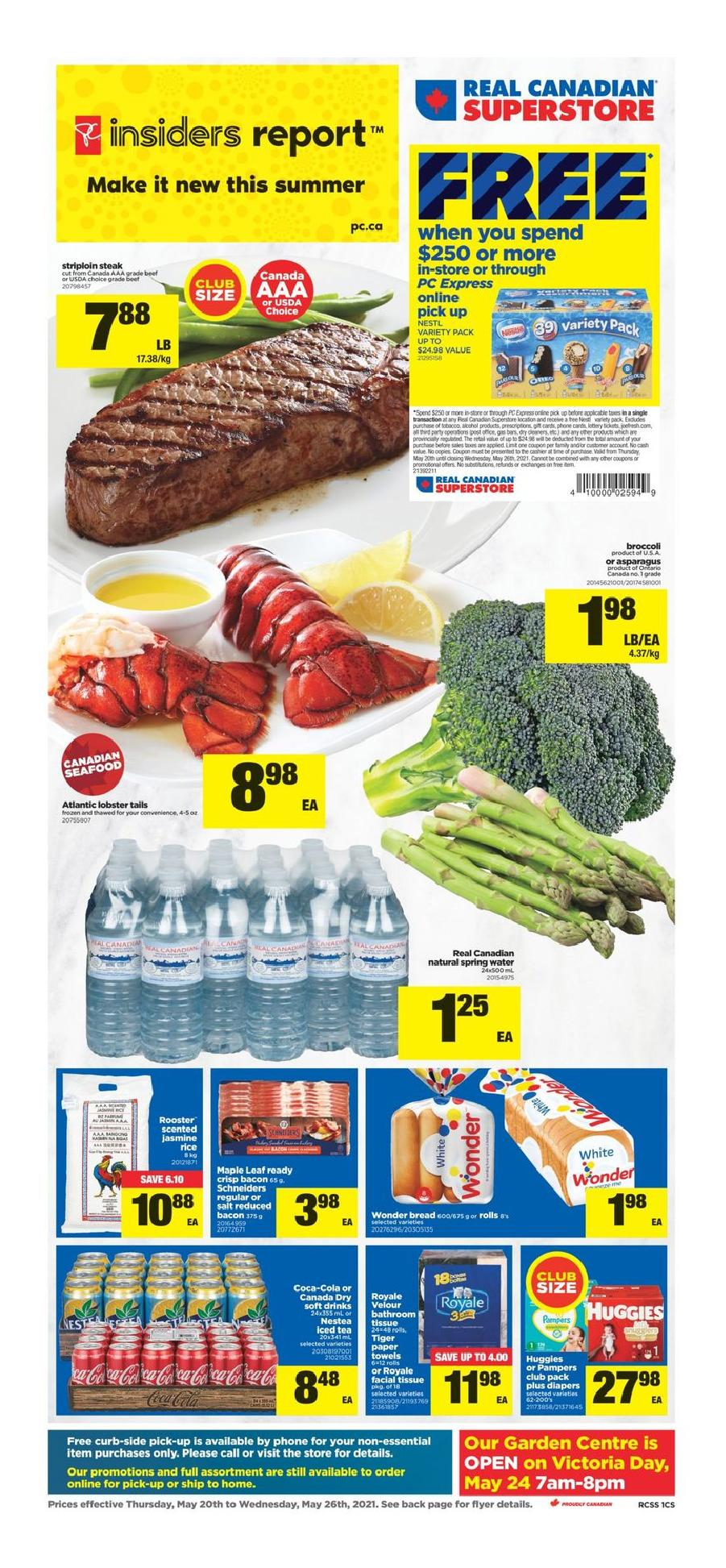 01 Superstore ON Flyer May 20 May 26 2021