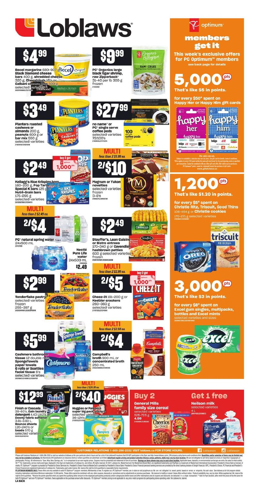 04 Loblaws Flyer April 15 April 21 2021