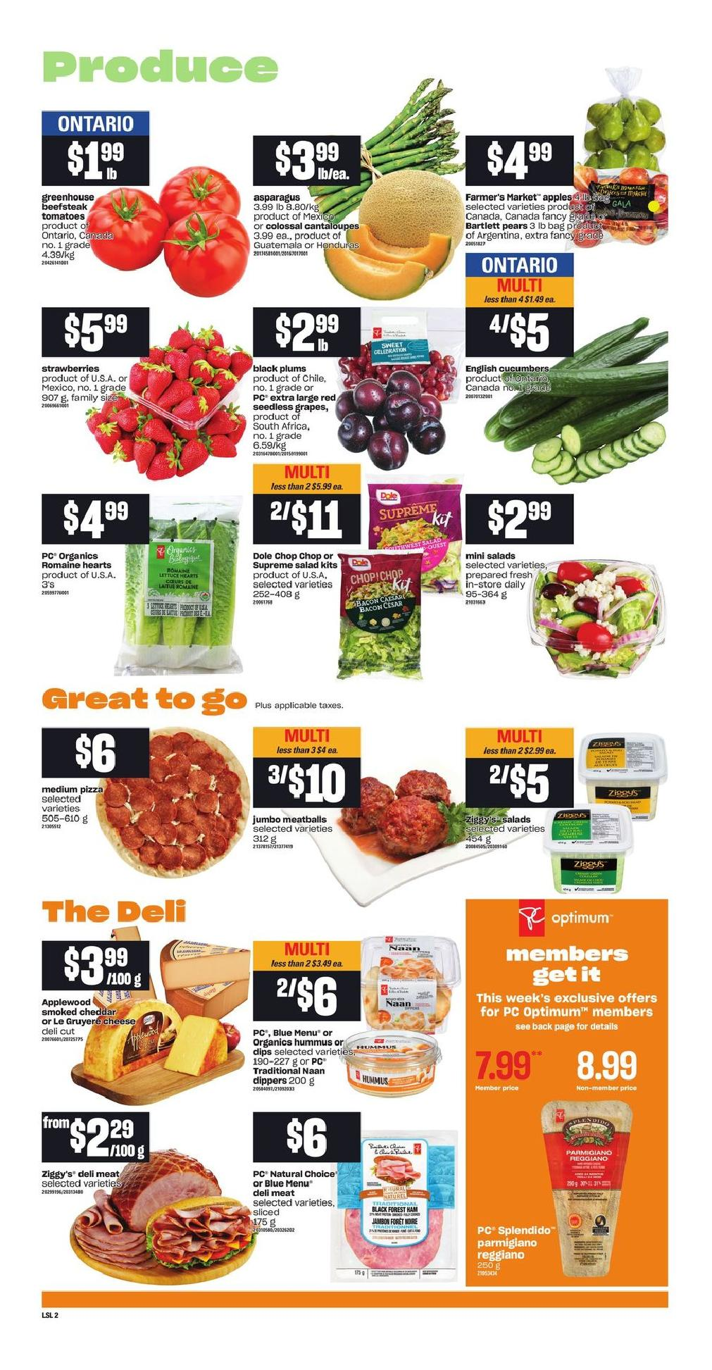 05 Loblaws Flyer April 15 April 21 2021