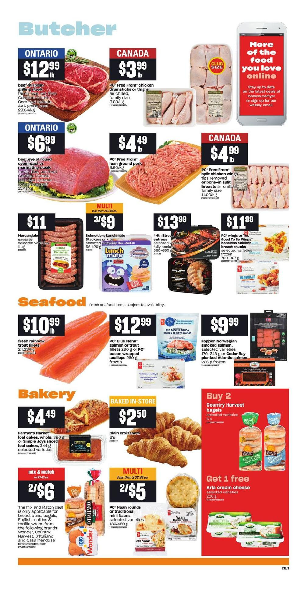 06 Loblaws Flyer April 15 April 21 2021