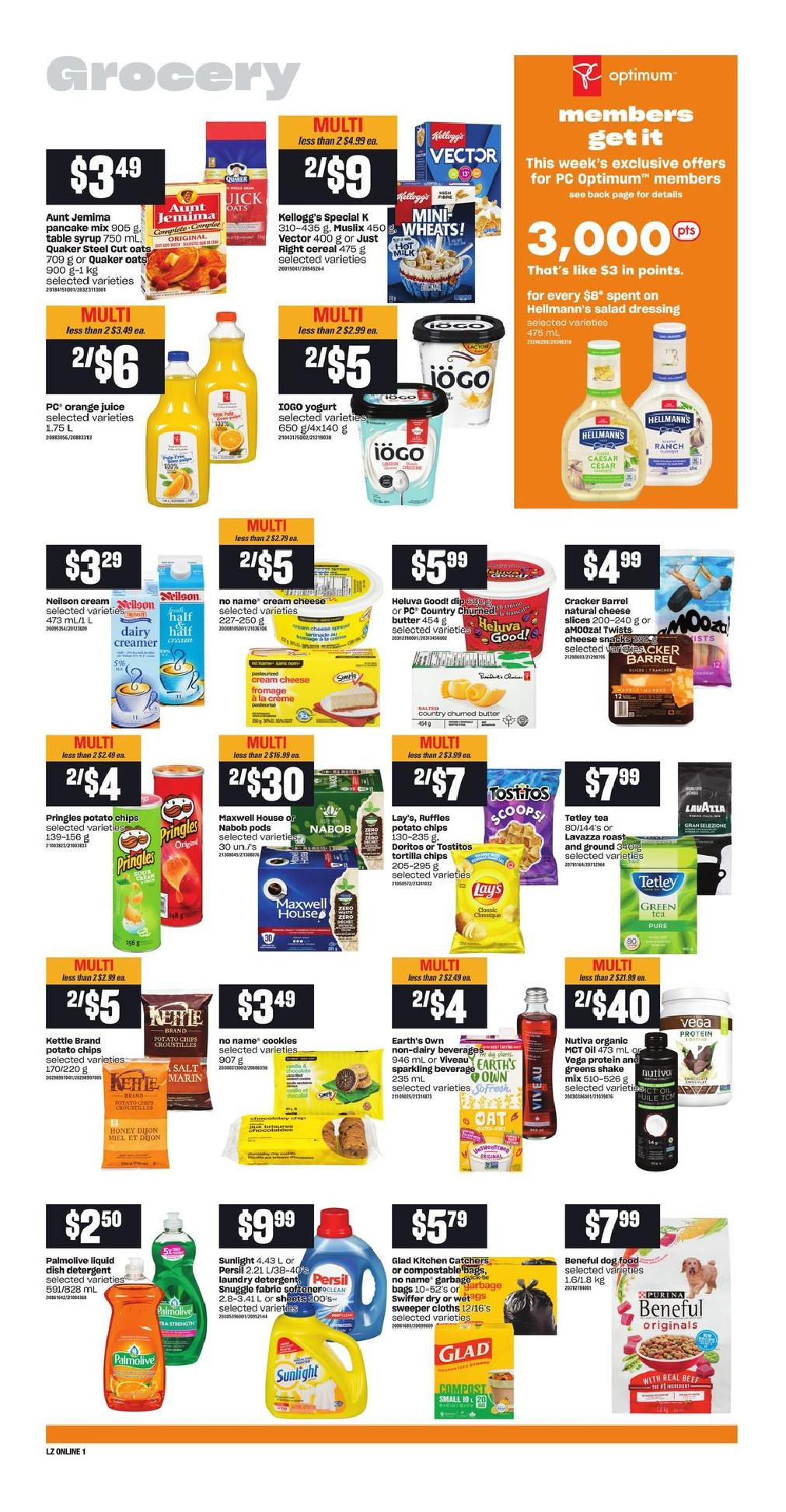 07 Loblaws Flyer April 15 April 21 2021
