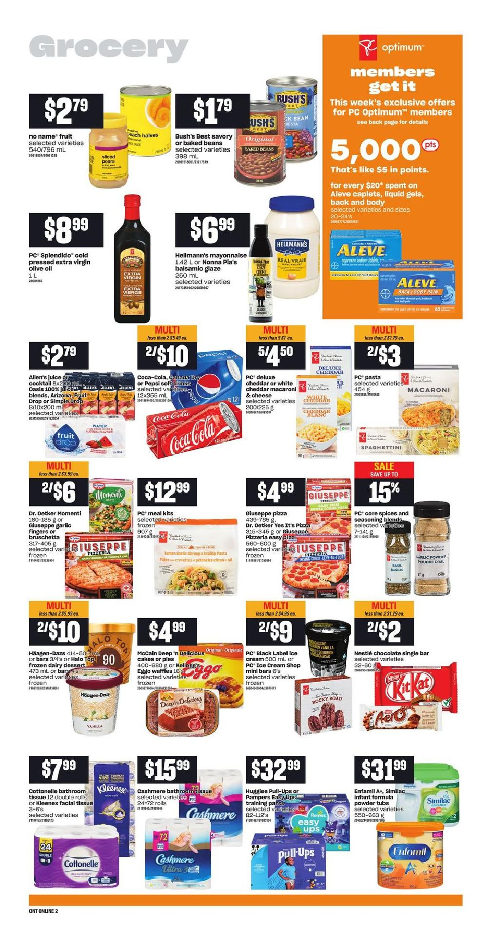 08 Loblaws Flyer April 15 April 21 2021