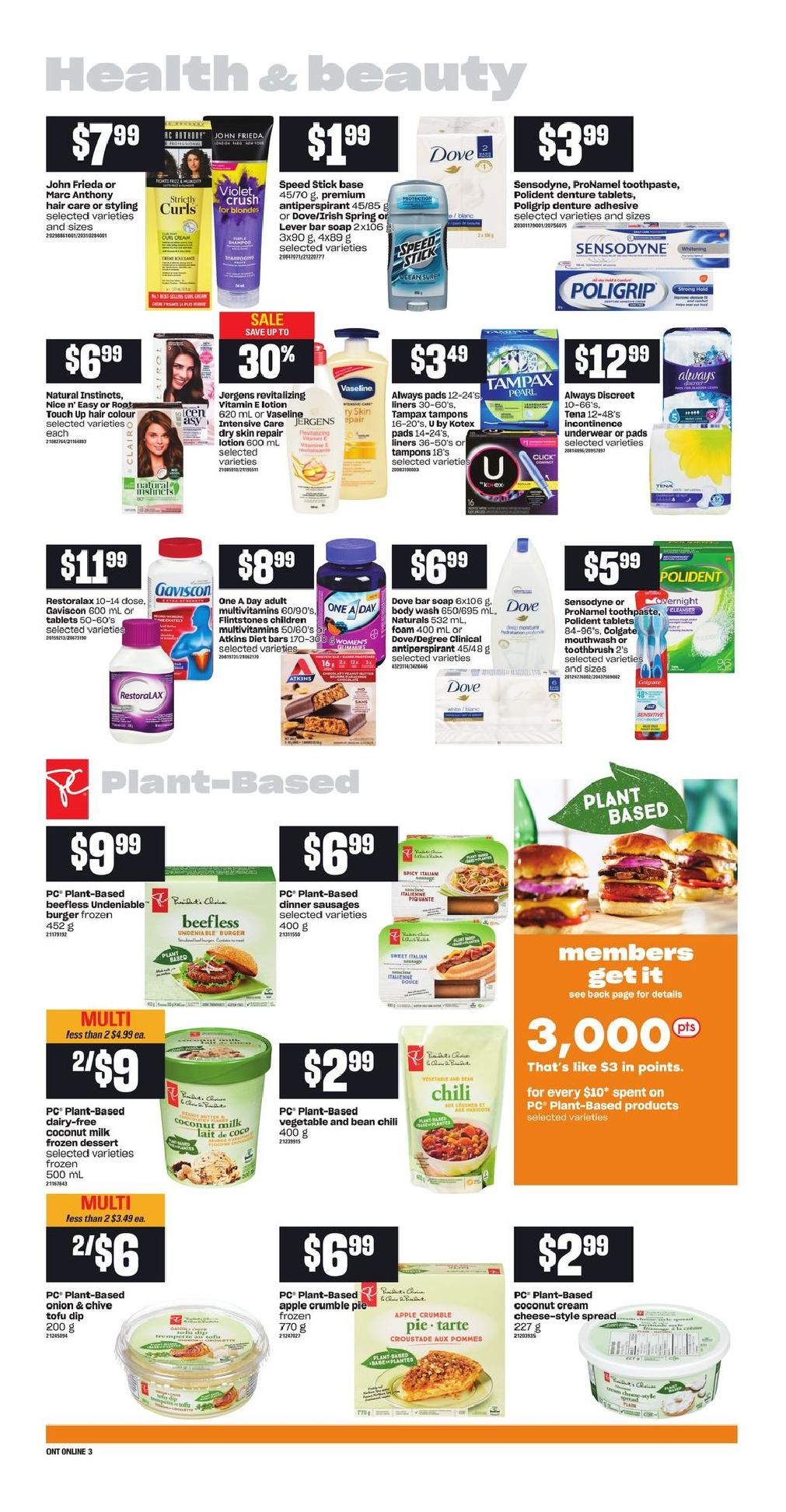 09 Loblaws Flyer April 15 April 21 2021