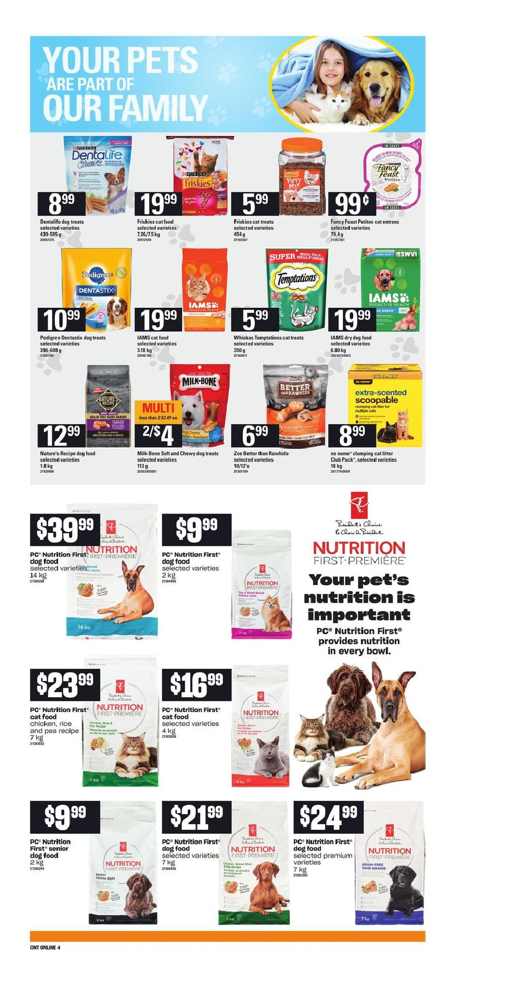 10 Loblaws Flyer April 15 April 21 2021