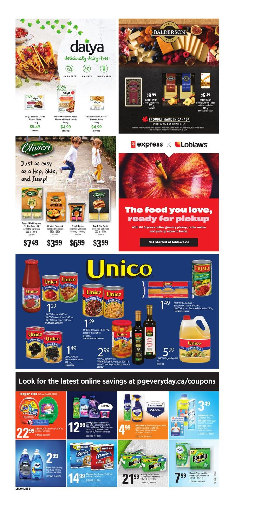 12 Loblaws Flyer April 15 April 21 2021