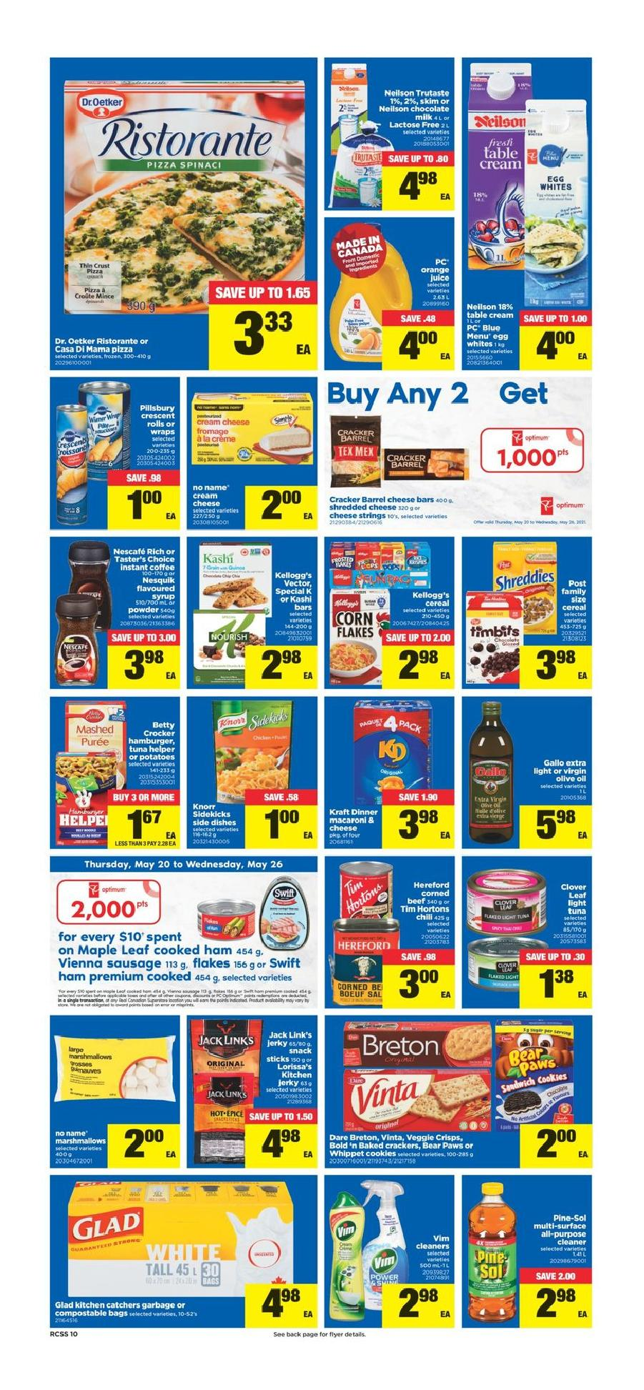 12 Superstore ON Flyer May 20 May 26 2021
