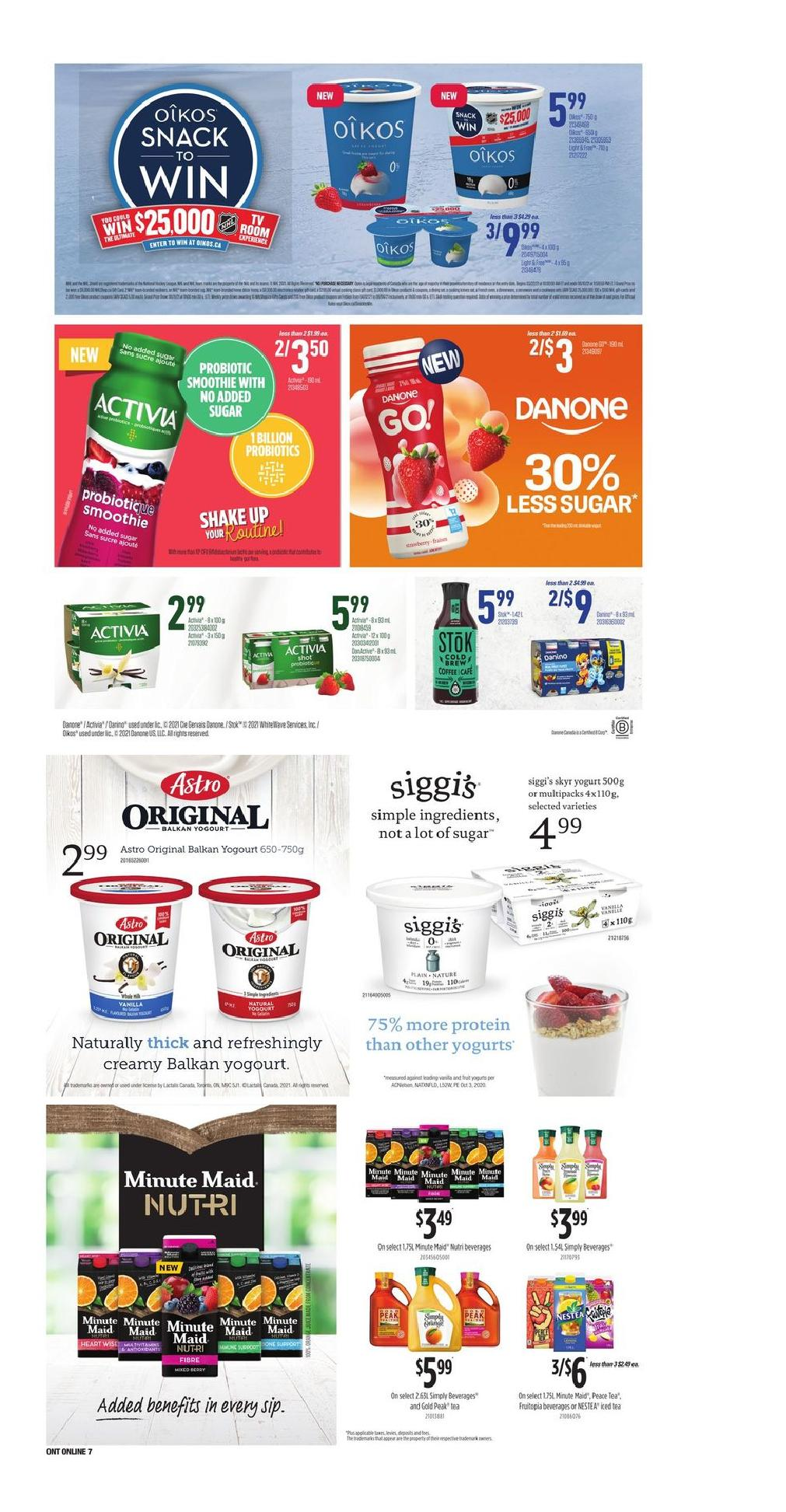 13 Loblaws Flyer April 15 April 21 2021