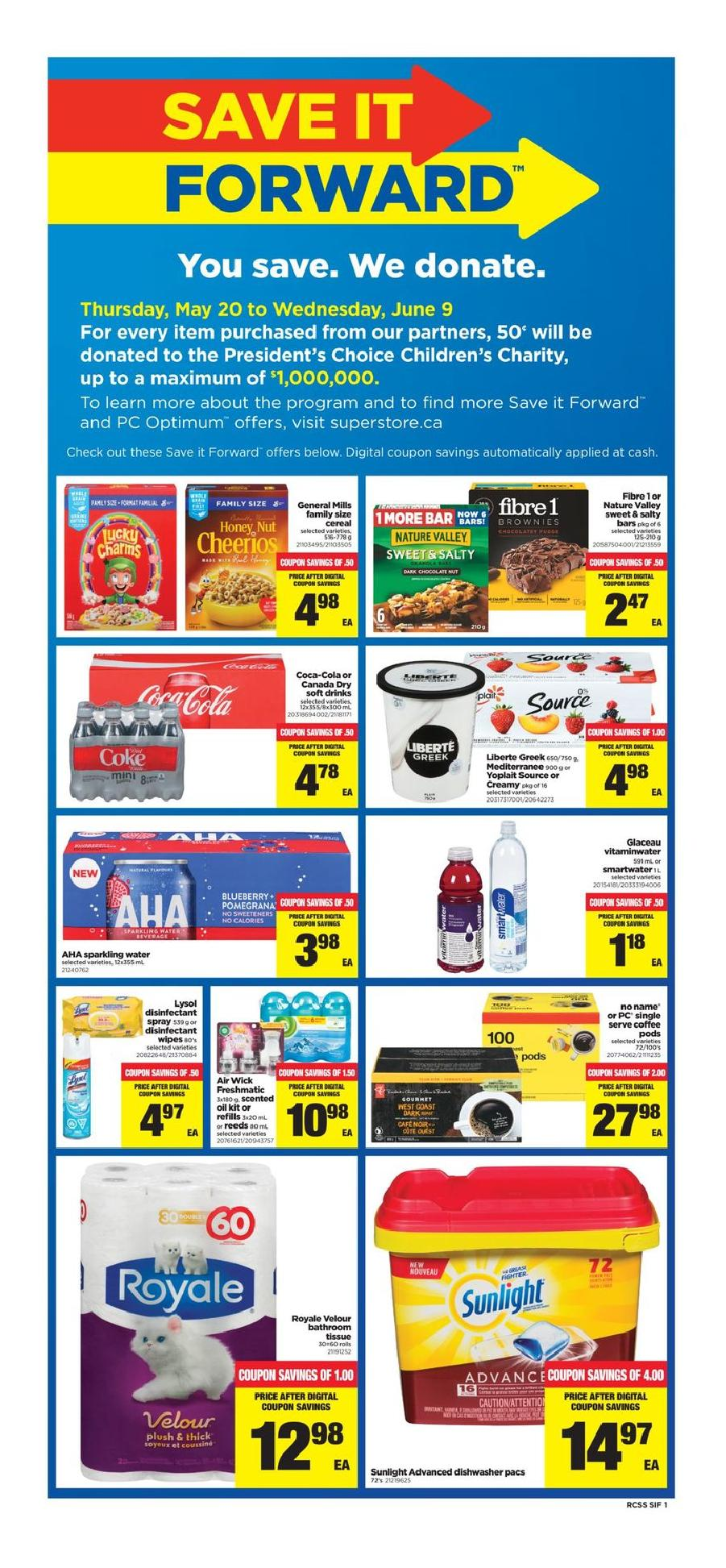13 Superstore ON Flyer May 20 May 26 2021