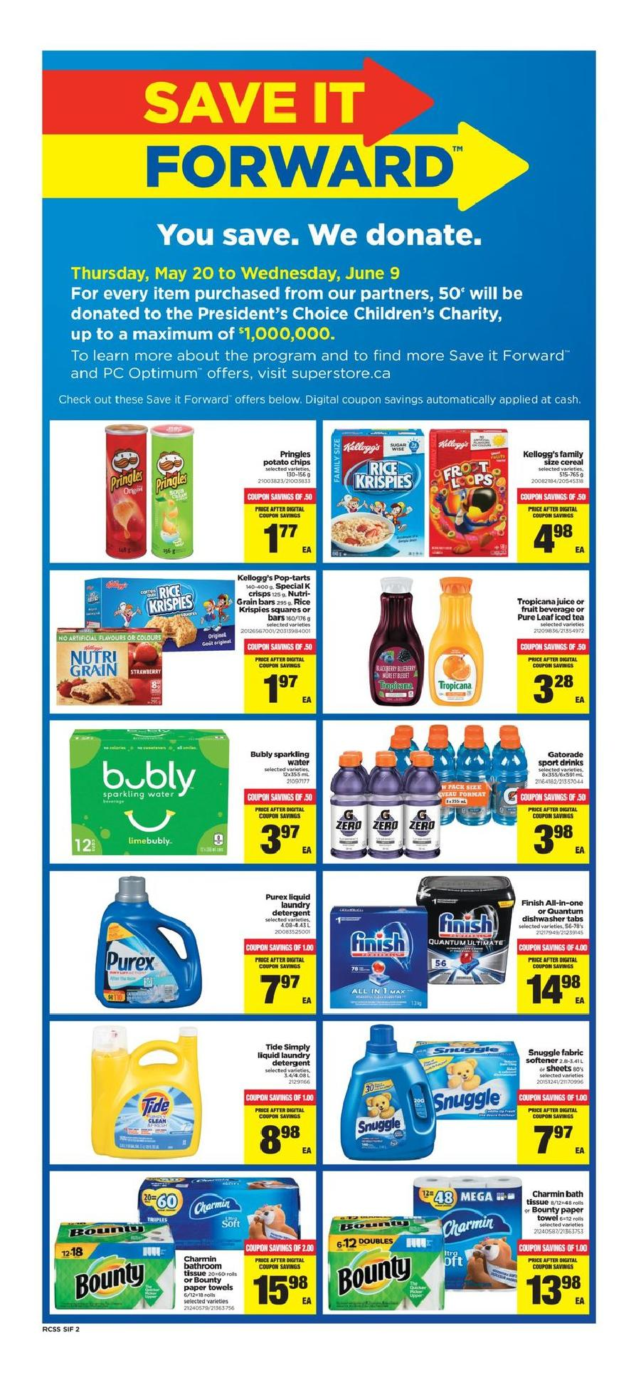 14 Superstore ON Flyer May 20 May 26 2021