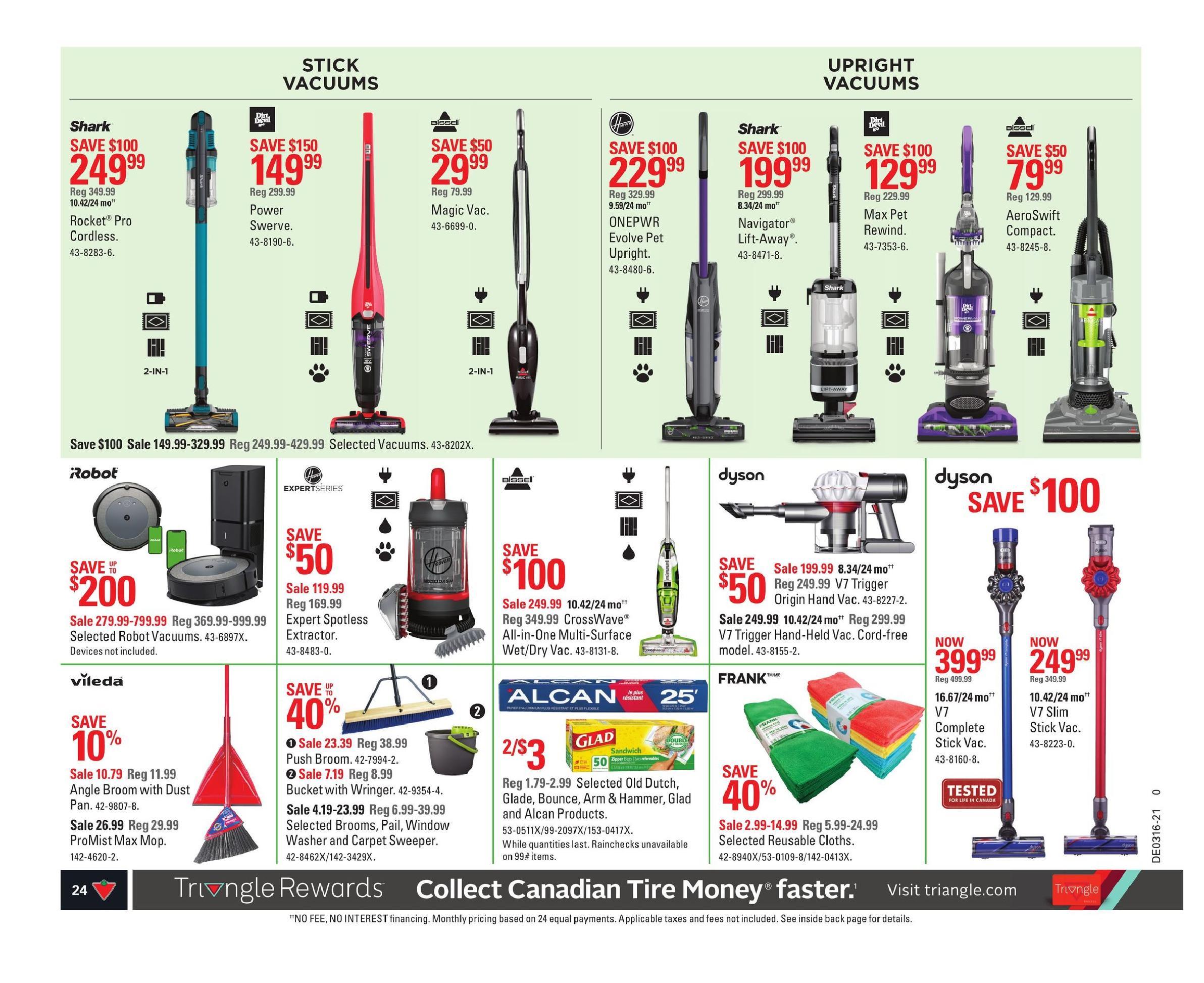 24 Canadian Tire Flyer April 16 April 22 2021