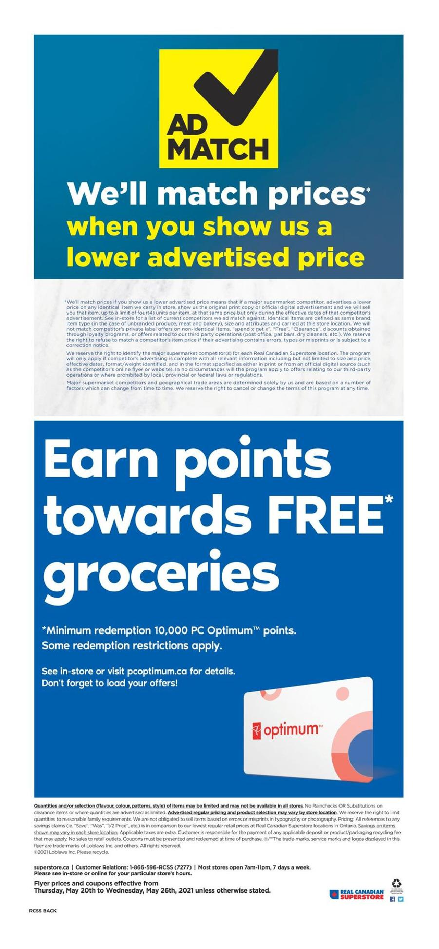 24 Superstore ON Flyer May 20 May 26 2021