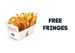 Harveys FREE fringes